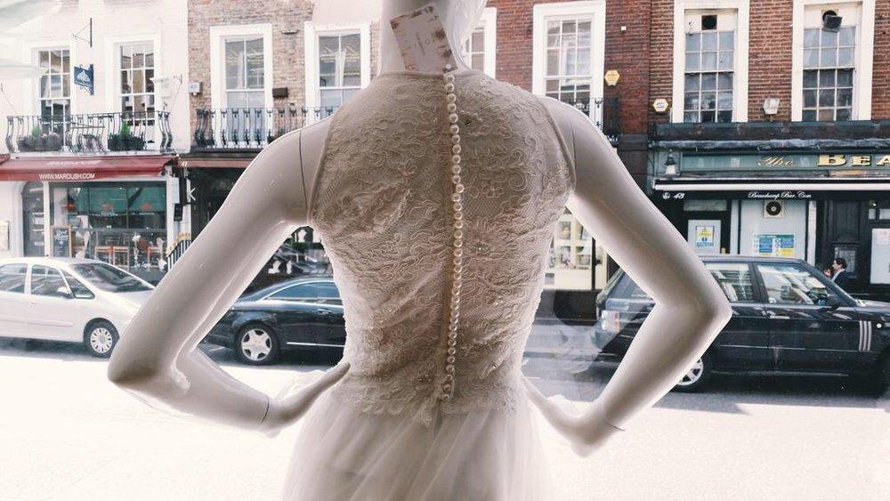 19 Beauchamp Place, Fashion Boutique, Pop-up Shop, Window Display,