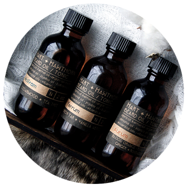 { Pogonotrophy } (n.) The art + science of the beard. Tame that wild mane with H + H men's care.