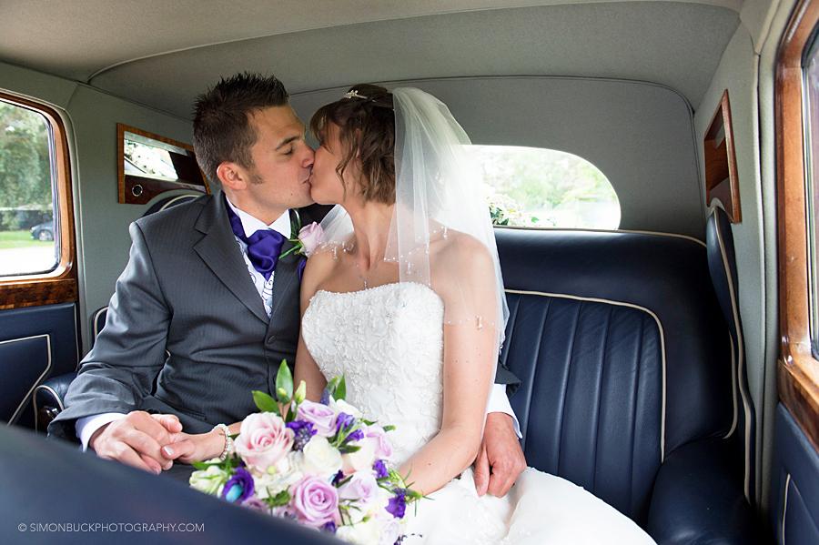 Fritton House Wedding