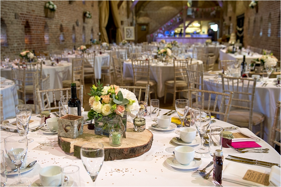 Hales Hall The Great Barn Wedding0079