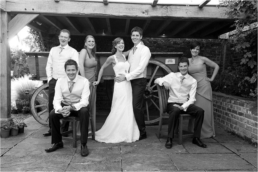 Hales Hall The Great Barn Wedding0093