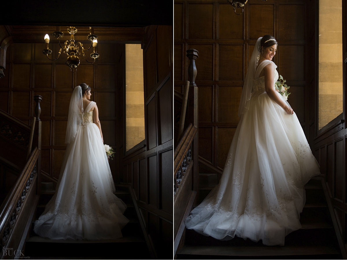 Chelsea & Simon Christ college Wedding cambridge