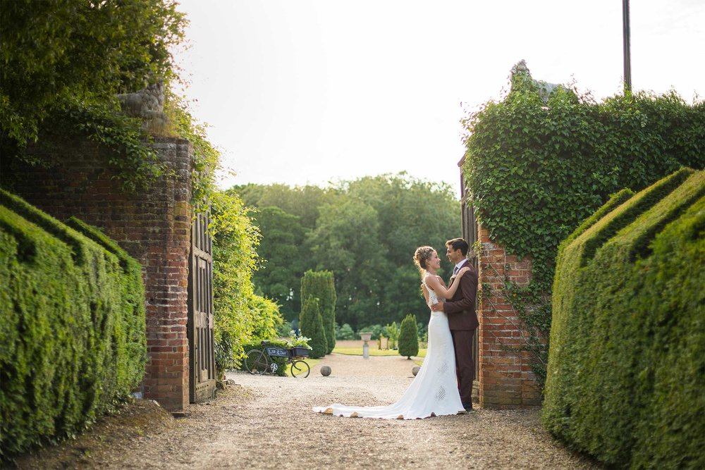 Hales Hall Wedding Venue Photographer