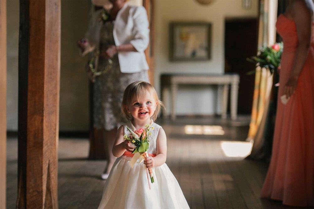 Wedding at Voewood