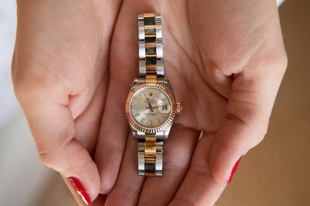 Wedding gift Rolex