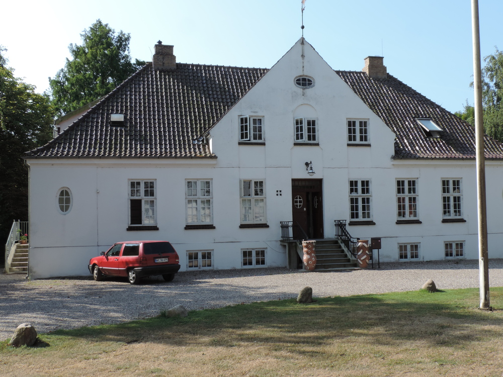 Old Farm House (Resident House)