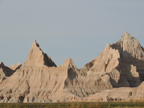 Badlands NP, South Dakota Sept 2014