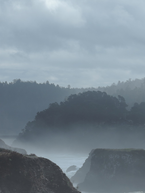 Mendocino, California Sept 2014