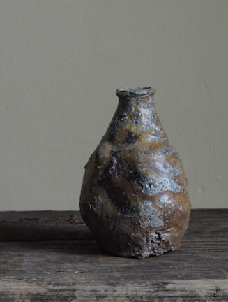 Virginia Red Stoneware, Anagama Fired, 2014