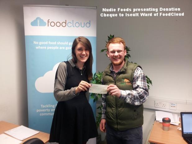 Nudie Foods & FoodCloud -