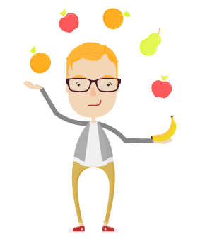 At NudieFoods we recognise that every office is different. So we know that every office fruit delivery order might be different too. We are happy to mix and match orders and tailor packages to suit your fruit needs! Get in touch today for a custom quote. We will juggle things around to make sure you get exactly what you want, when you want it!