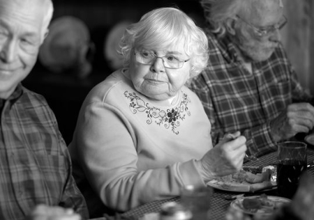 Best Supporting Actress nominee June Squibb in  'Nebraska'