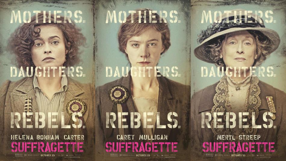 suffragetteposters