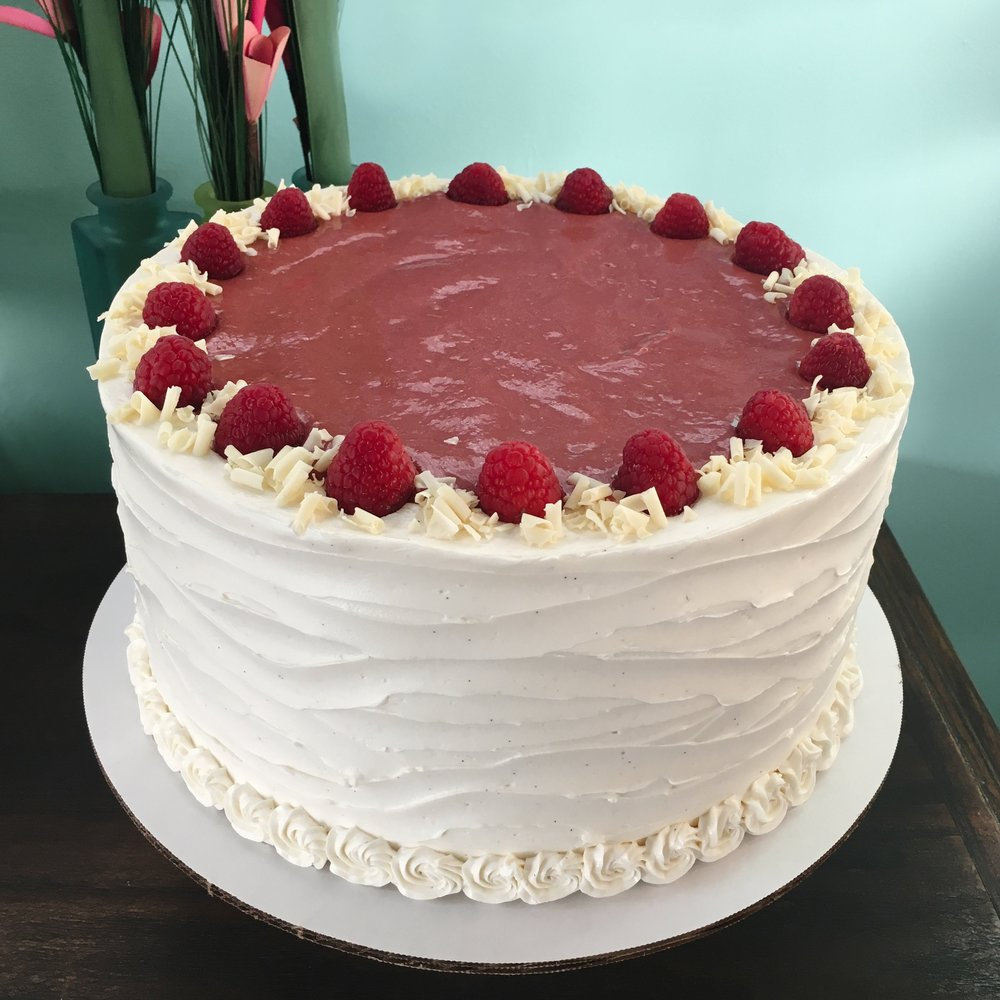 RASPBERRY CHOCOLATE SUPREME