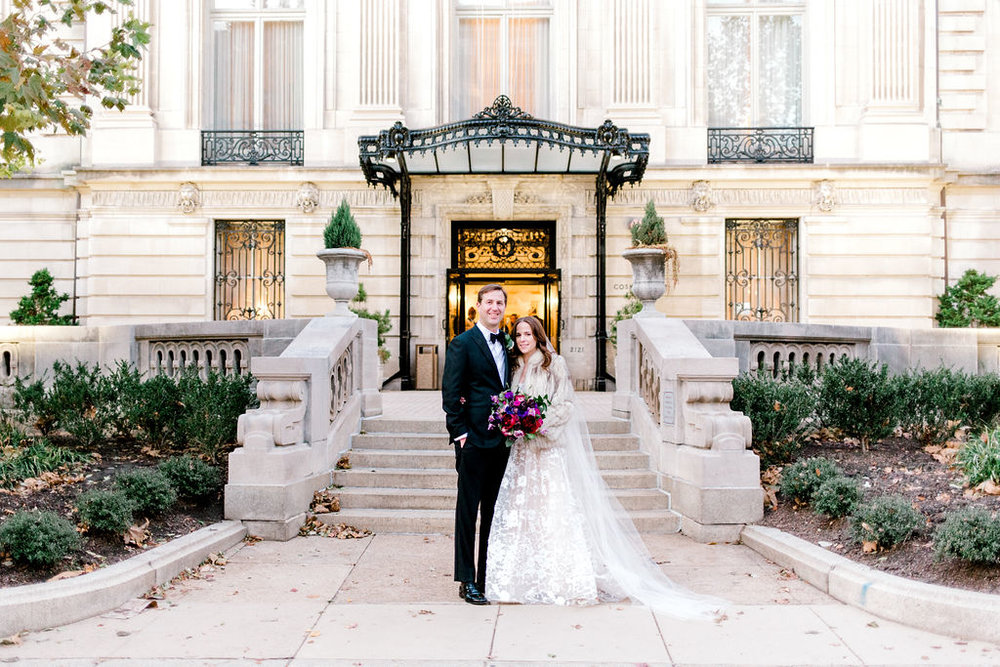 WashingtonDCChicWinterWeddingPlumePhotography2018