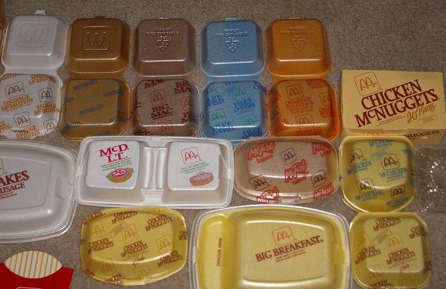 McDonalds 80s