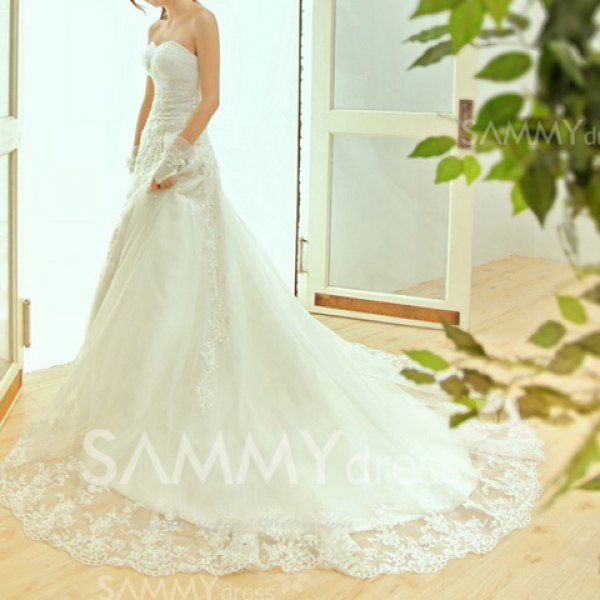 $170 Wedding Dress!