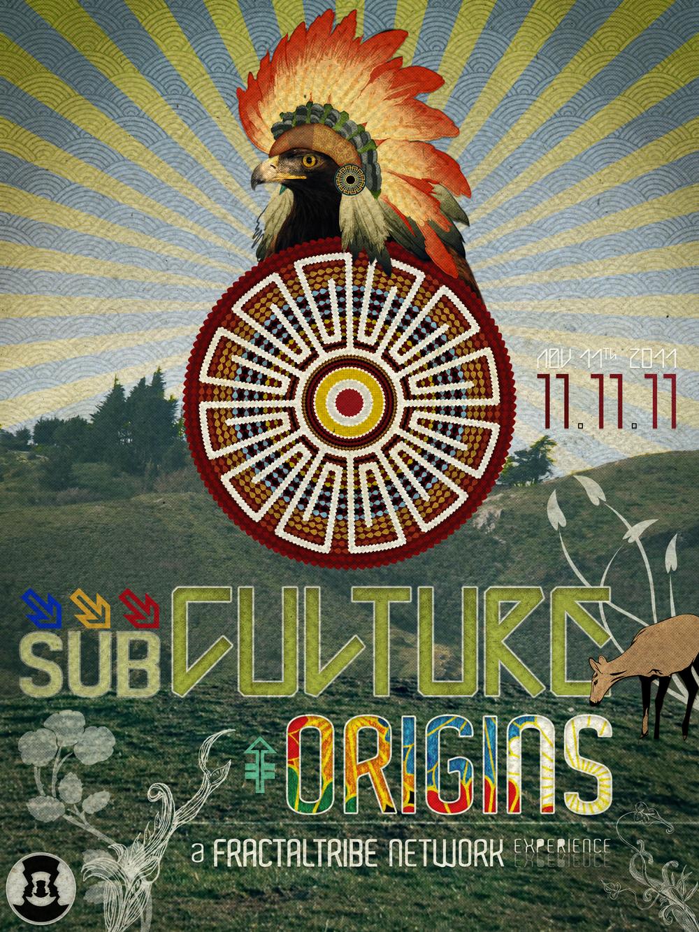 2011-11-11 Subculture Origins flyer front.jpg
