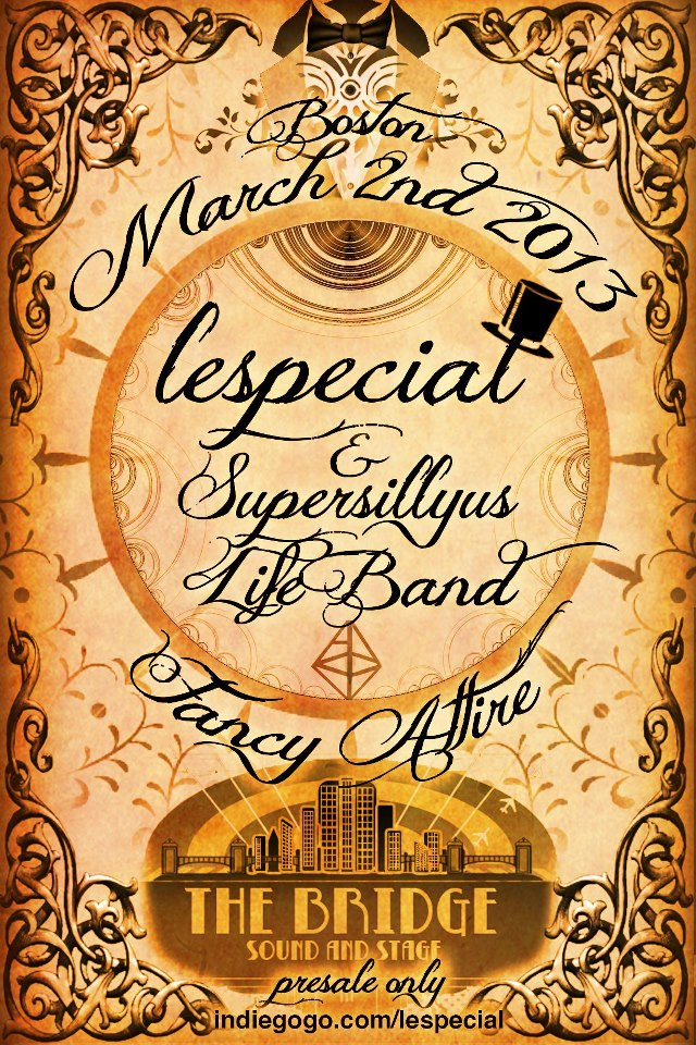 Sillian Design 3.2.13 Supersillyus Life band @ The bridge.jpg