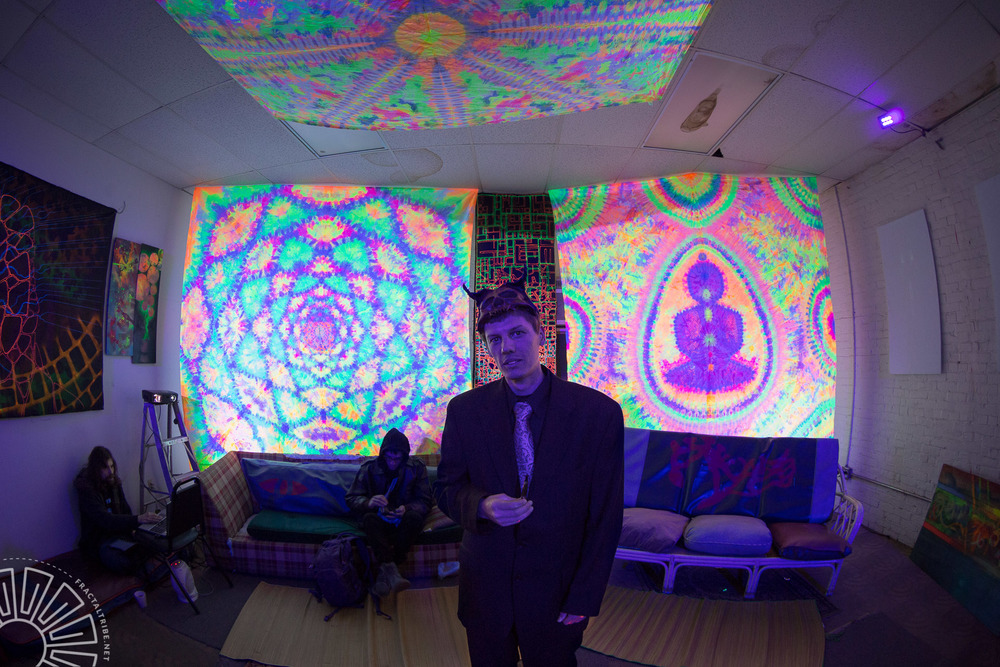 Chill Space @ Fractaltribe's Year of the Fractilian NYE party 12/31/14 in Worcester, MA, USA@ Fractaltribe's Year of the Fractilian NYE party 12/31/14 in Worcester, MA, USA@ Fractaltribe's Year of the Fractilian NYE party 12/31/14 in Worcester, MA, USA