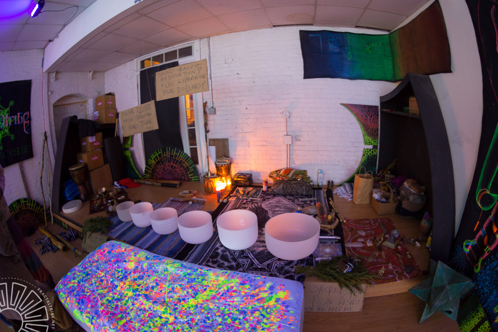 Sound Healing @ Year of the Fractilian