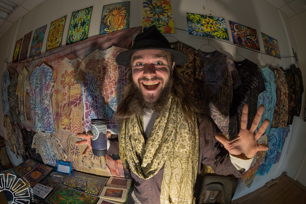 Tom Jenks @ Year of the Fractilian