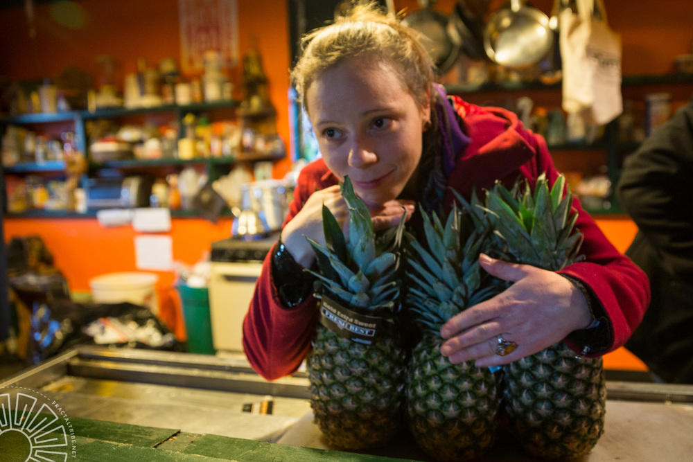 Pineapple Mistress @ Fractaltribe presents Year of the Fractilia