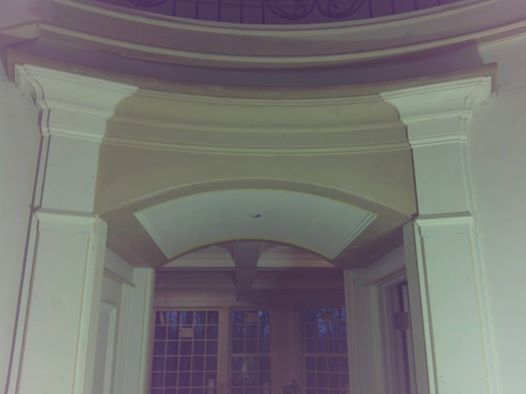 Dan Flanagan Custom Archway on a curved wall.jpg