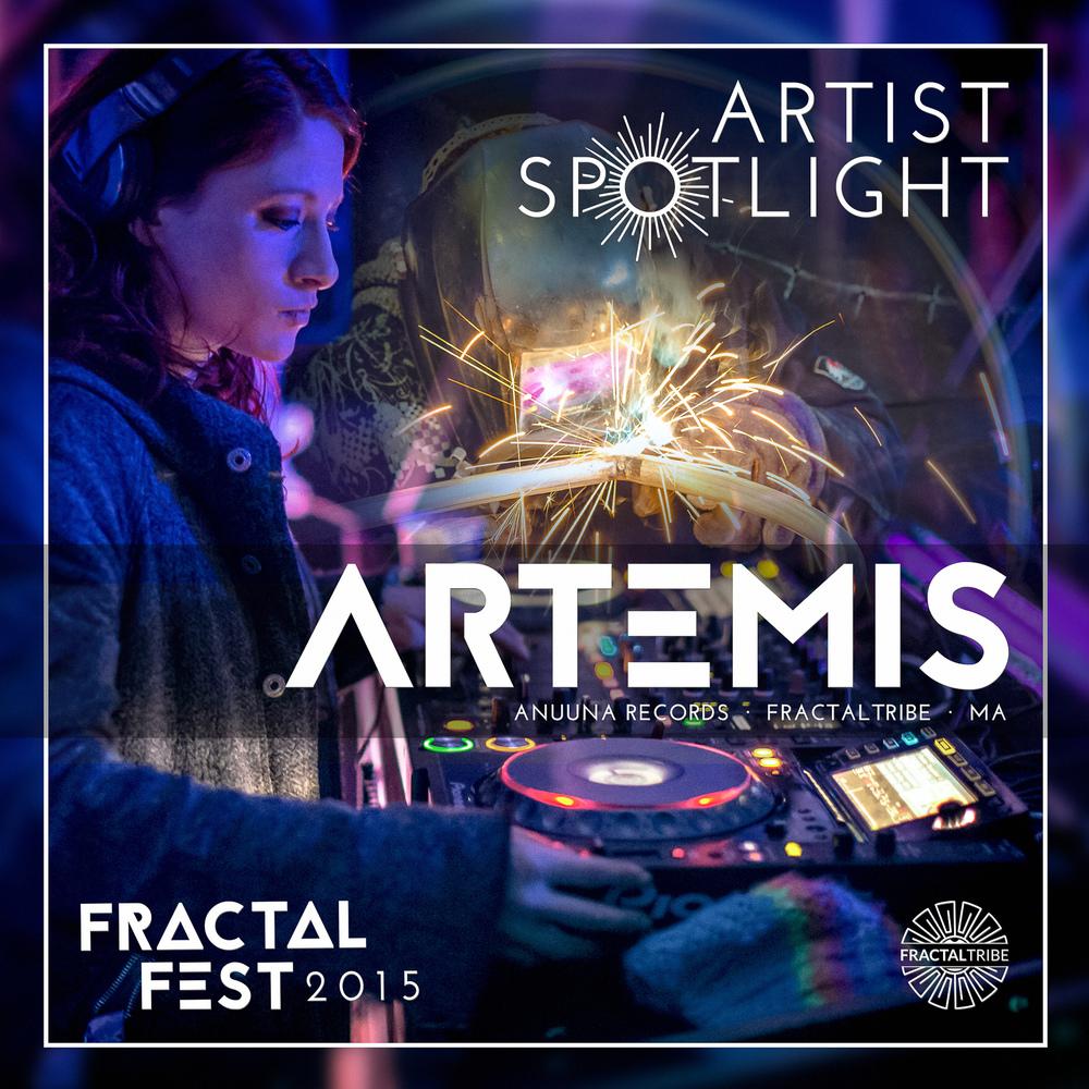 Artemis (Fractaltribe, Anuuna Records)