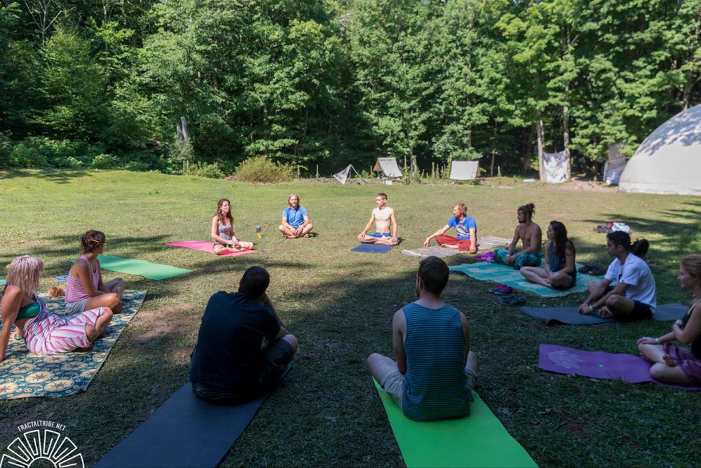 Opening Yoga w. Hannah Tosi & Denise Porter Kemp