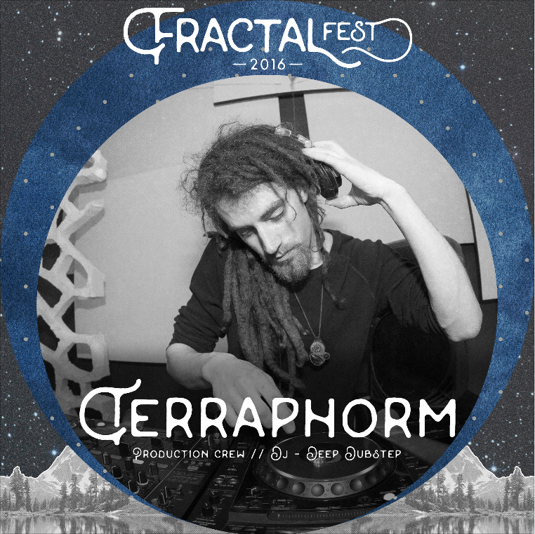 Terraphorm Fractalfest 2016 mini mix.