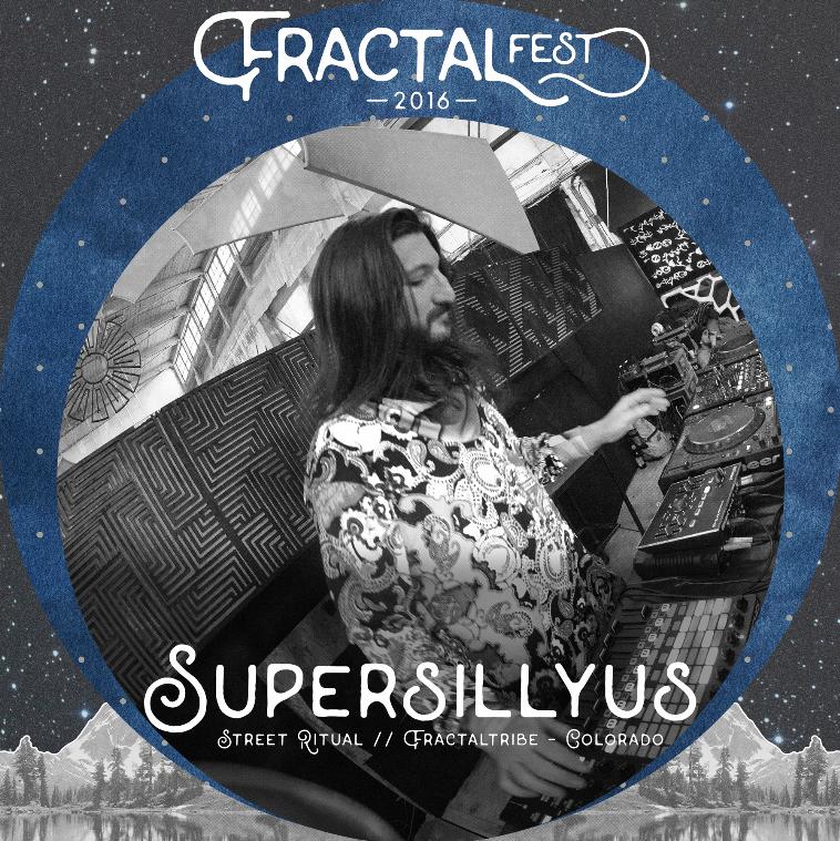 Supersillyus *Live* @ Fractalfest 2016, Upstate NY