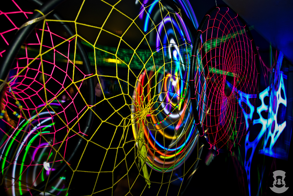 String Art  & Flow @ Awakenings:  String Art by Artemis