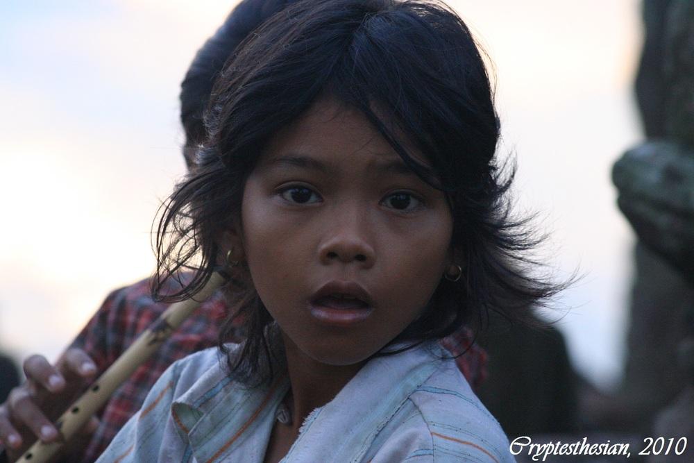 Srah Srang, Cambodia  19 October 2010