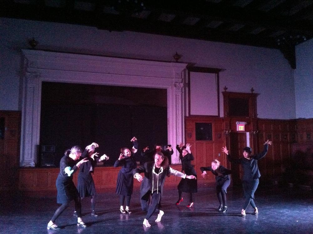 Ithaca Fringe 2014