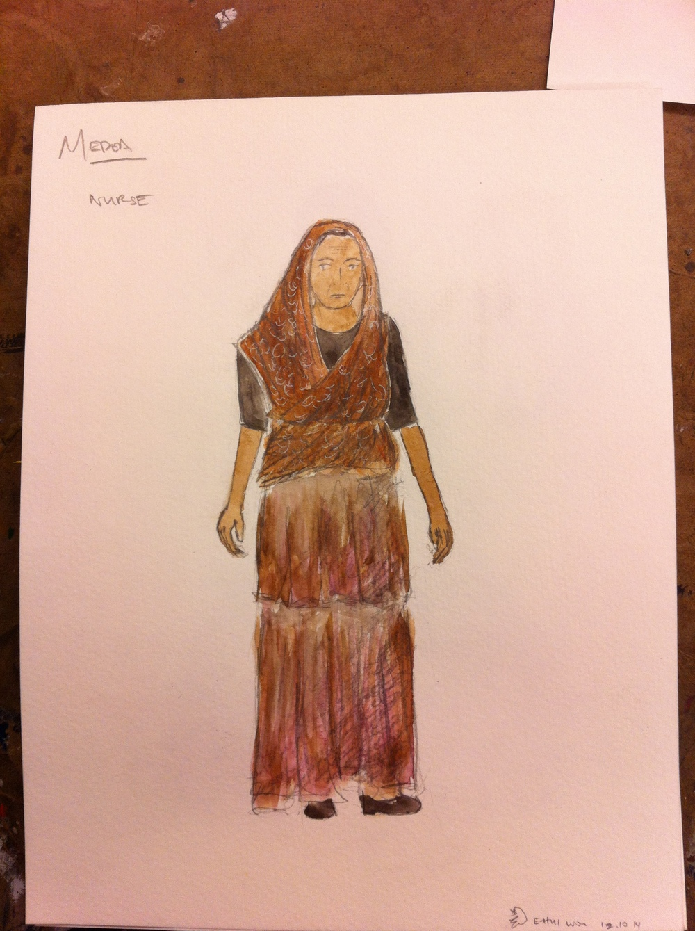 Medea - Nurse