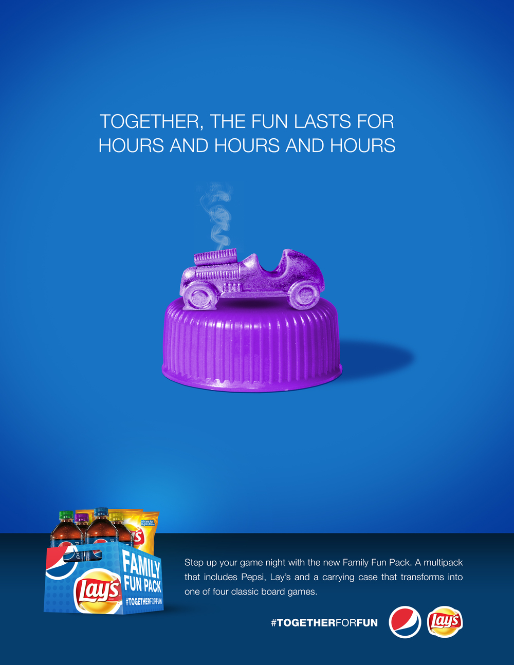 Print Ad.