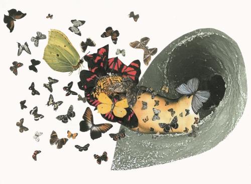 Inbjuden konstnär i detta nummer, som också gjort omslagsbilden, är Anna Lamberg.