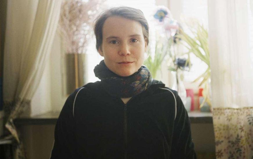 Sara Hallström. Foto: Trinidad Carrillo.