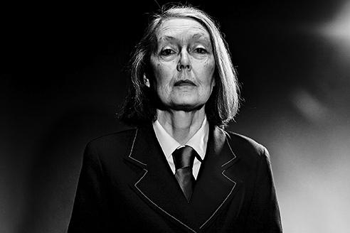 Anne Carson. Foto: Ellerströms.
