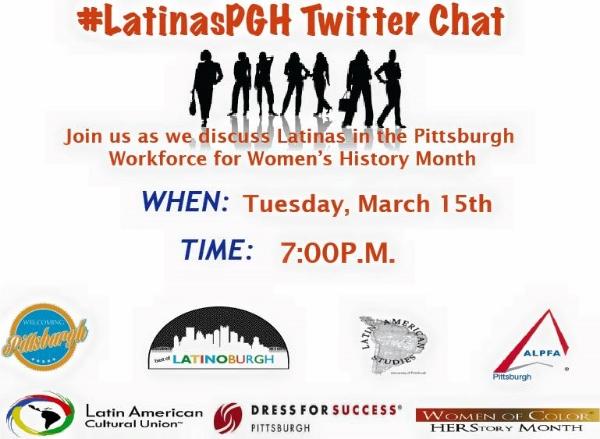#LatinasPGH