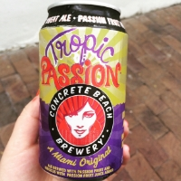 Tropic Passion Craft Beer