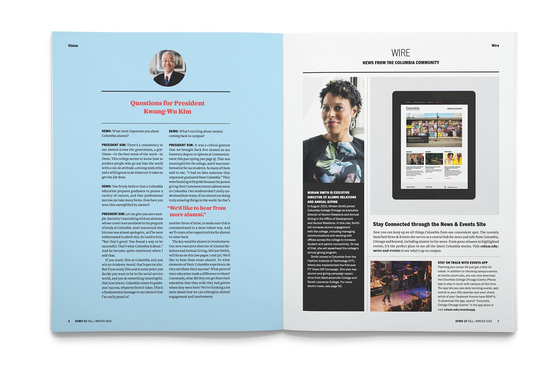 DEMO Magazine — Susannah J. Kim