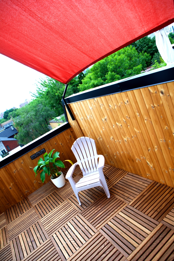 Terrace  (Thermory Hardwood - Ash)