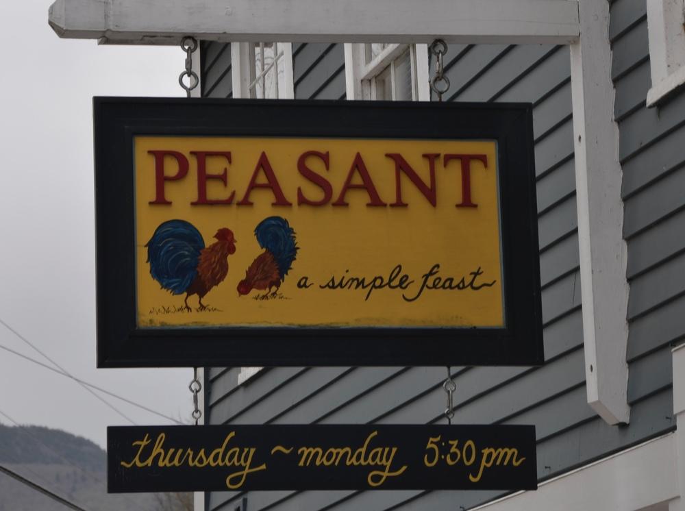Peasant Restaurant