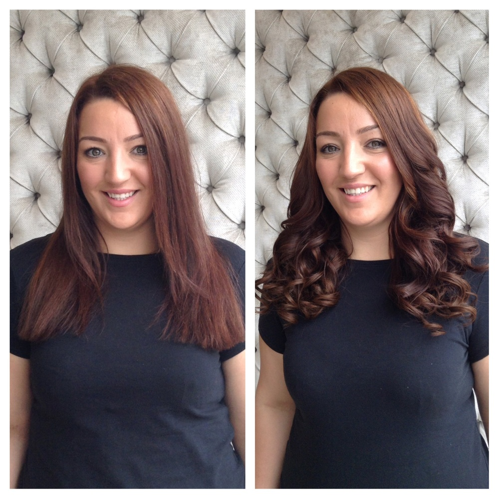 Hair Extensions Blushbar The Blow Dry Bar