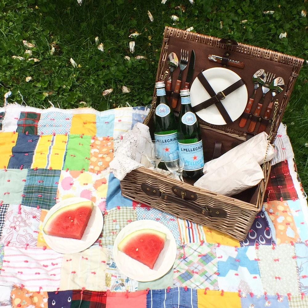 We have made many memories with this sweet picnic basket. Harper and I have had a lot of picnics in the country and long days stuffing it full of bubbles, paper, crayons and our favorite snacks. Life is all about making sweet memories and just loving each other! This @PotteryBarn basket is going to be in our lives forever, and I hope my sweet Harp makes fun memories with her children some day too. This is my Pottery Barn story. #mypotterbarn #mypbstory