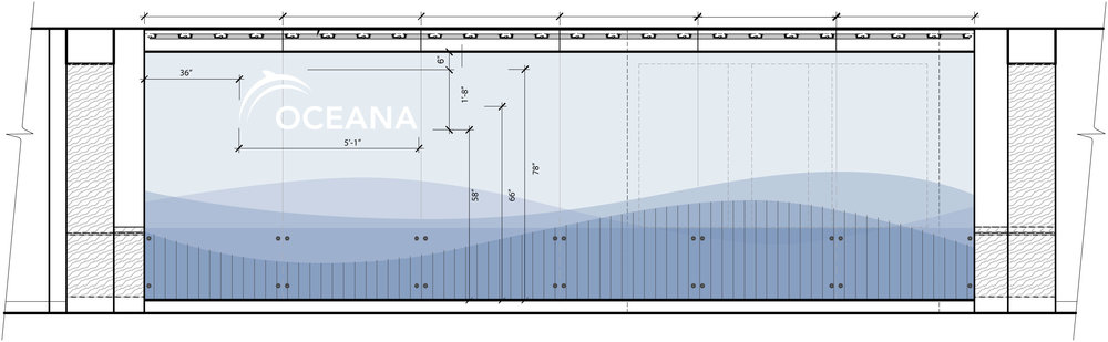Reception Elevation