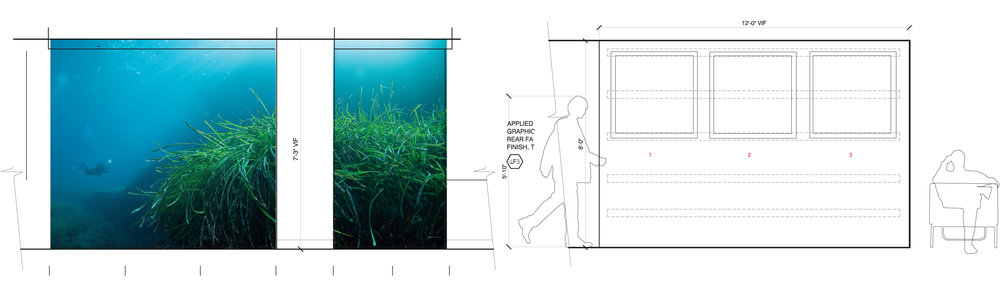 Seagrass Reception Lightbox