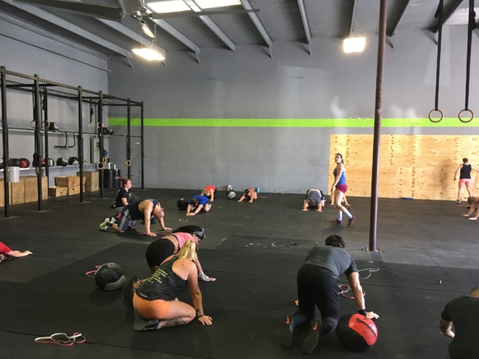 FOR TIME In Tabata Format Complete…(:20 on/:10 off)  30 Back Squat (155/105) (3:00 Cap) -:30 Transition- 60 Pull-ups (4:00 Min Cap) -:30 Transition- 80 Wall Balls (20/14) (5:00 min Cap) -:30 Transition- 200 Double Unders (6:00 min Cap)